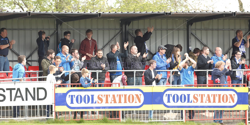 CHIPPENHAM TOWN V FROME TOWN MATCH PICTURES 17th April 2017