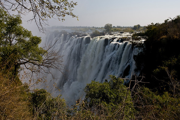 Victoria Falls - Walking Tour