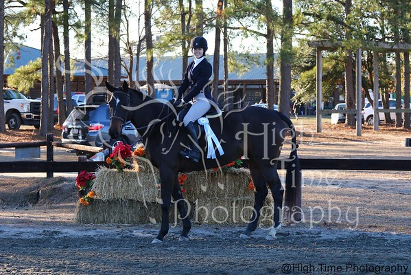 Triangle Farms Sandhills Holiday Classic 'A'' Show 2016