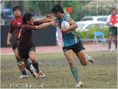 2011大專盃15s-甲組-長榮大學vs台灣體院(CJU vs NTCPE)