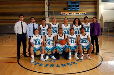 08-09 Boy & Girl Basketball Team Photos