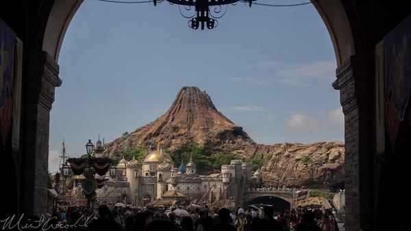 Disneyland Resort, Tokyo Disneyland, Tokyo Disney Sea, Tokyo Disney Resort, Tokyo DisneySea, Tokyo, Disney, Mediterranean Harbor, Mount Prometheus