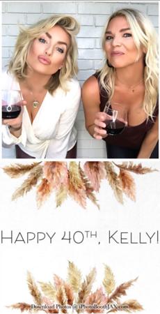 Kelly's 40th Birthday