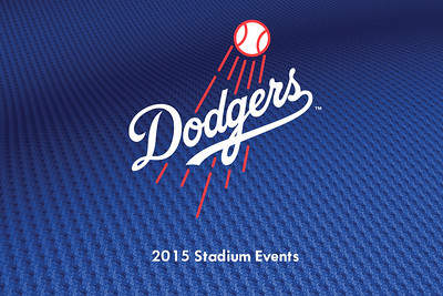 Dodgers 2015 Events