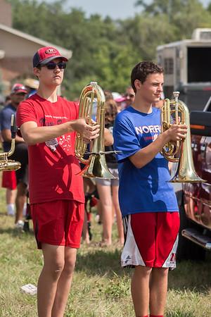 Hickman Hay Day Parade (Band, Dance, and Cheer)