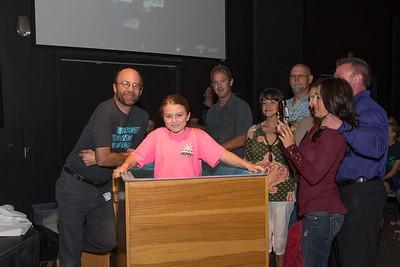 May 17 Family Room Baptisms