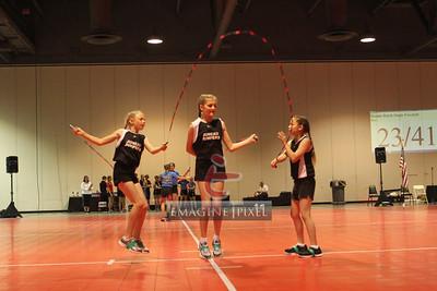 6/22 Double Dutch Single Freestyle Station 2 Heat 23-28