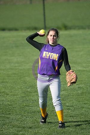 20080430_Fairview vs Avon - Girls Varsity Softball