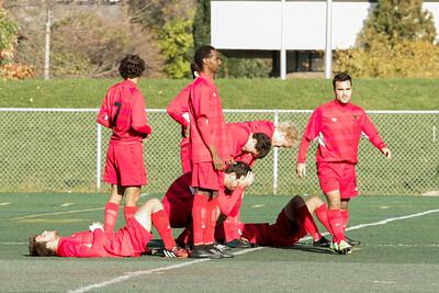 14-10-22 MSOC v UoIT playoff