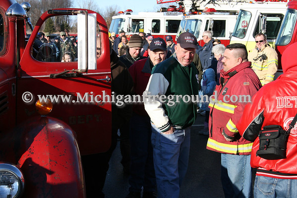 2/6/10 - Leslie Fire Chief Mike Fancher appreciation tribute