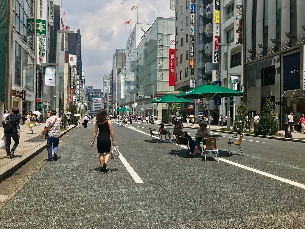 Chuo-dori Street