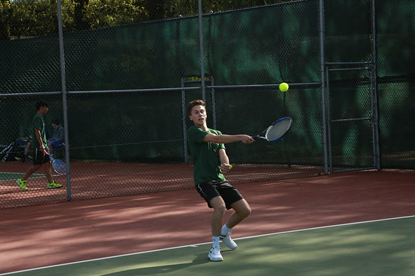 Tennis vs. Catlin Gabel