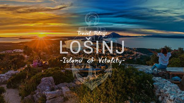 Project: Losinj - Island of Vitality