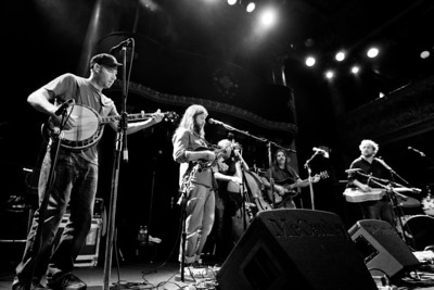 Greensky Bluegrass with Hot Buttered Rum,Great American Music Hall,San Francisco November 13,2011