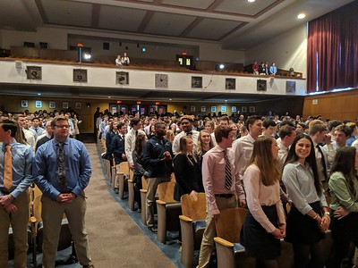 Catholic Schools Week Mass January 30, 2019