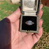 1.11ct Old European Cut Diamond Filigree Ring 44