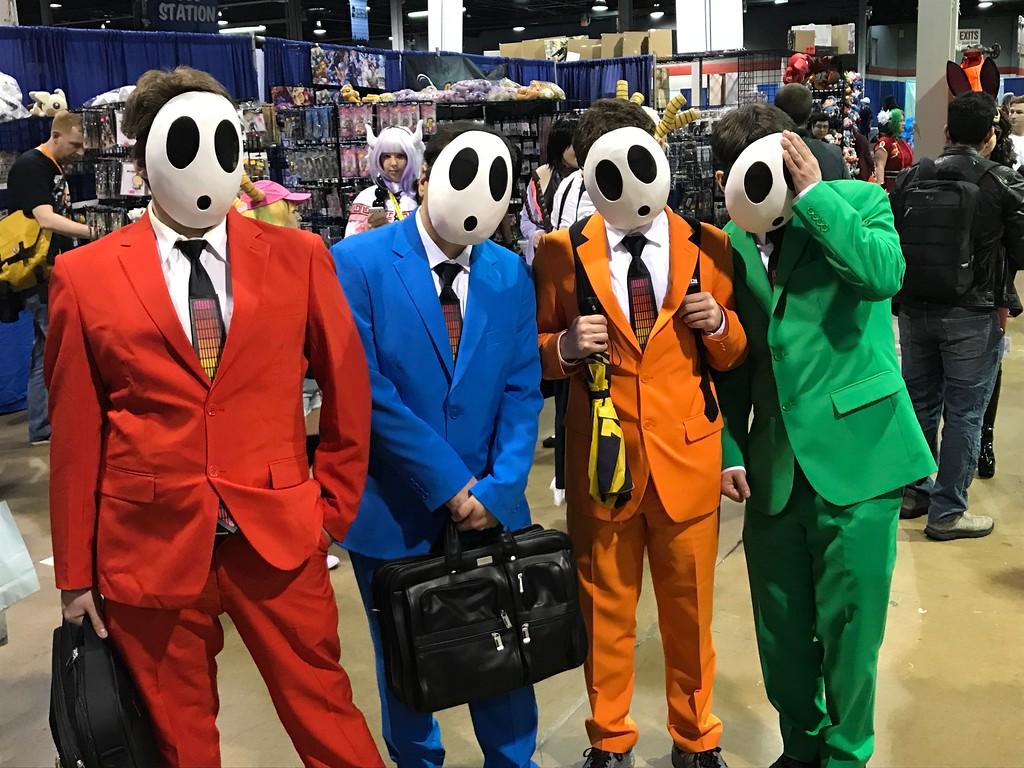 ACEN 2017 Shyguy squad