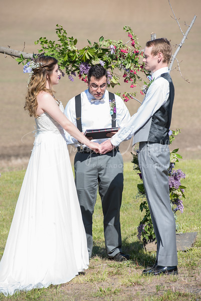 David & Maddy - Wedding Ceremony