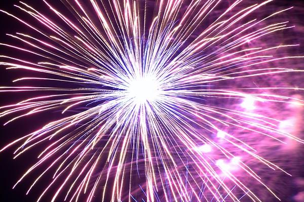 Thunder on the Mountain 2021 Fireworks Display