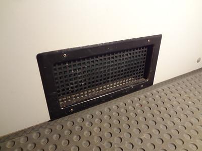 Rear Heater Grate