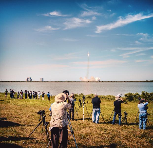 Launch Viewing