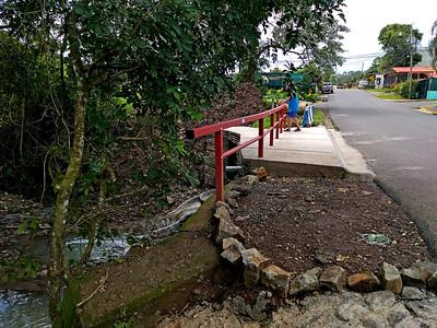 Calle 3 Bridge Widening