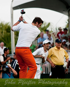 Nicklaus-Tebow Taylor Kenny G Pro Am