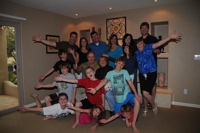 2-19-2011 Amen's 50th Anniversary - Scottsdale, AZ