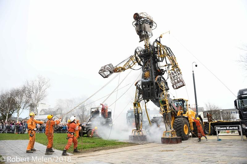 Man Engine Swansea