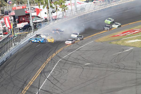 2012 Daytona Nationwide Race (February)