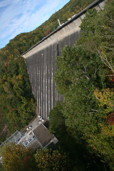 Little Tn River Fontana Dam