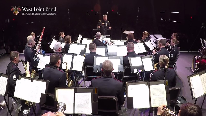 The Official West Point March | West Point Band.mp4
