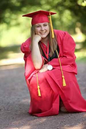 Audrey's Graduation