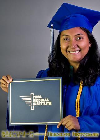 PIMA Medical Institute Grad Portraits - Oct 2016