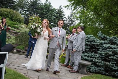 Robin & Justin's Meijer Garden Wedding Celebration