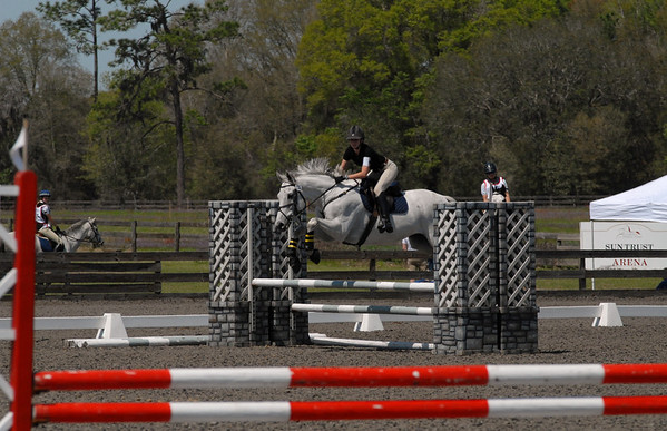 Ocala Horse Park 3-Phase, March 27, 2010
