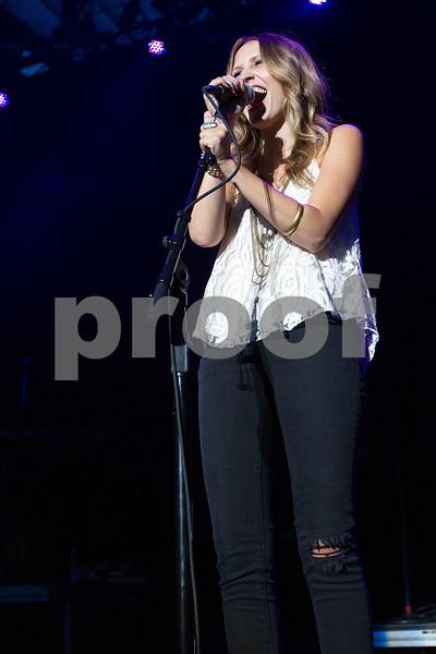 Ericka Attwater in Concert - Costa Mesa, Calif