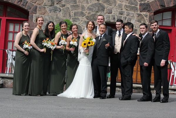 Courtney & Nick's Wedding - May 7, 2016