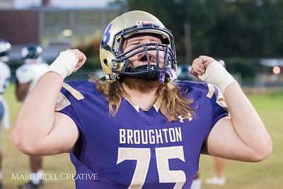 Broughton vs Millbrook | Varsity