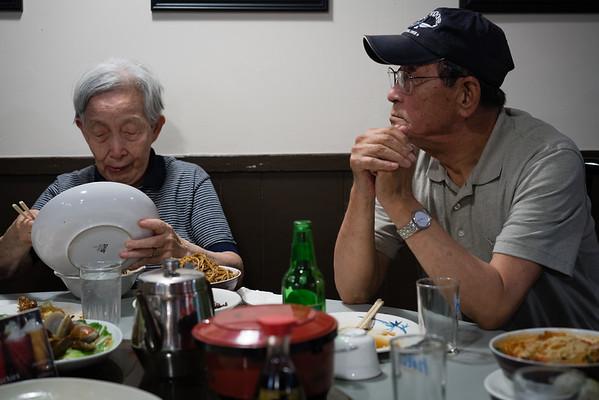 Kyong Joo Visit