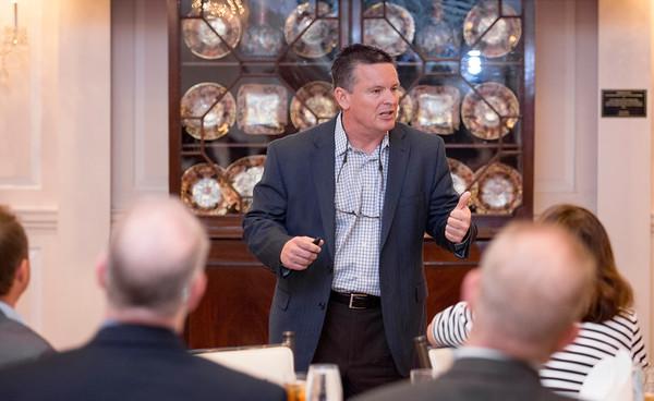2017 Executive Forum, Pat Miles, Atlanta