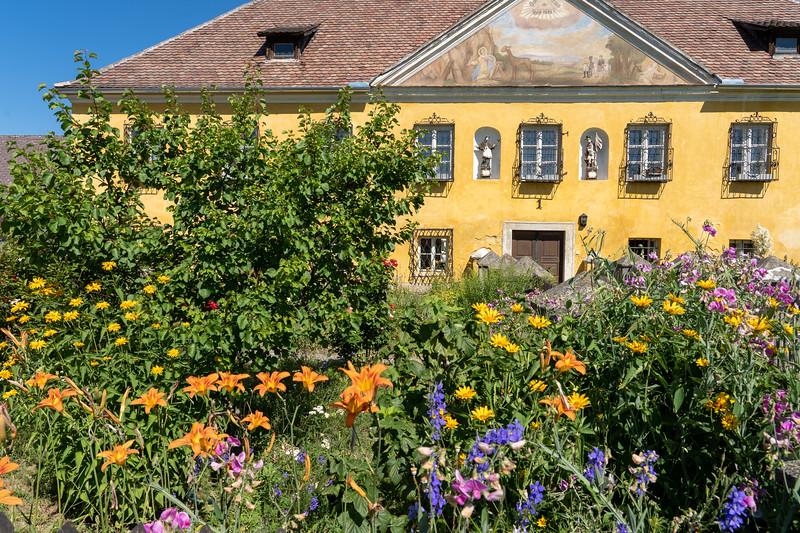 House in Austria's Wachau Valley