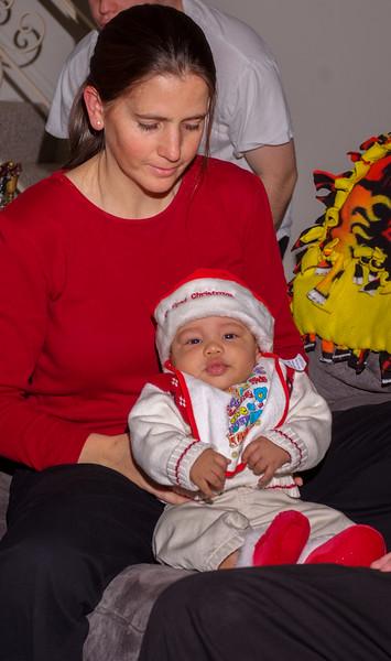 Christmas 2008 at Michael's