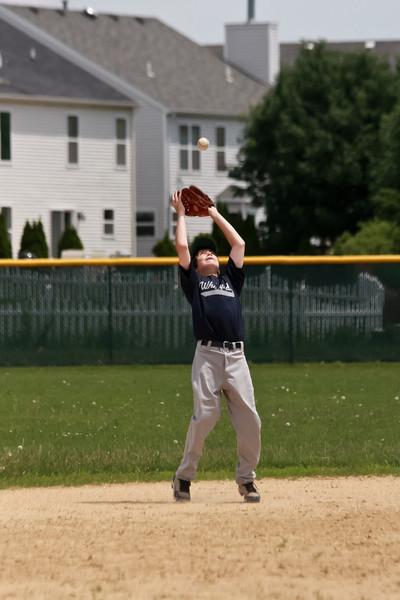 2011 Whiteford Colt Game 1 at Ingalls Park
