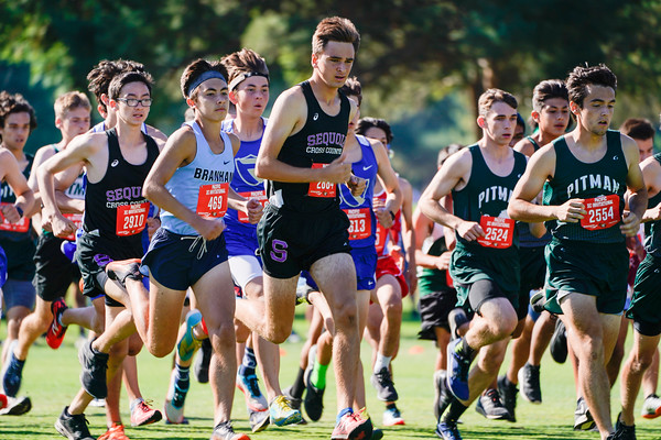 2019 Pacific Tiger Invitational Varsity Boys