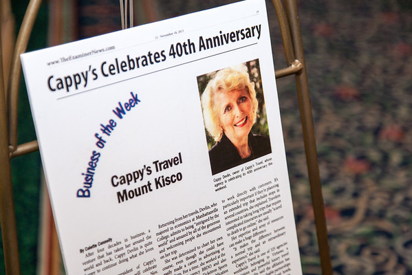 Cappy's Travel 40th Anniversary