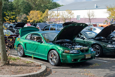Cars and Coffee NJ 9-29-13