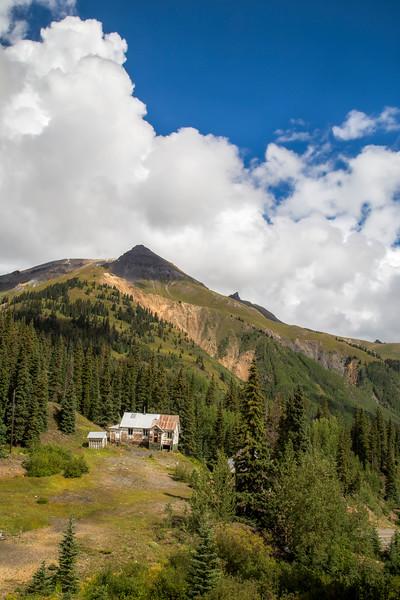 Mountain Mining Home