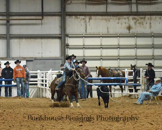 Round 2 Calf Roping