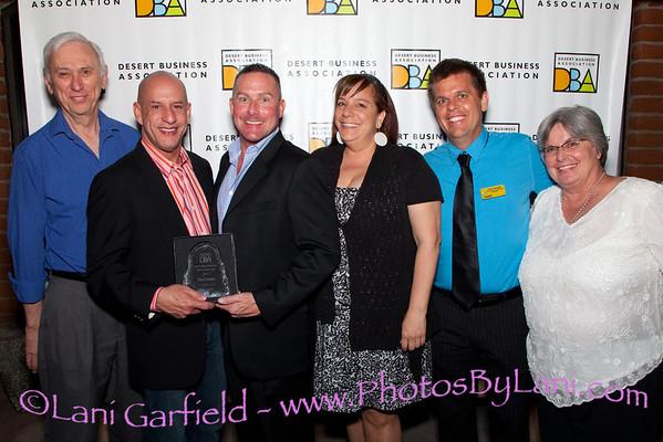 DBA Installation and Awards Dinner 3/11/13